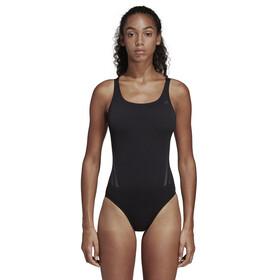 adidas Pro 3-Stripes - Bañador Mujer - negro